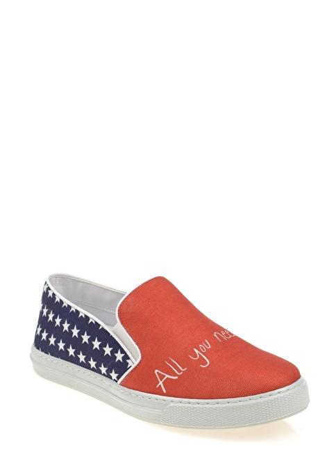 Trendart Ayakkabı Kırmızı